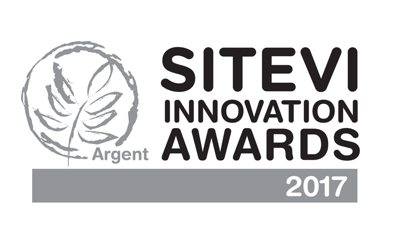 sitevi innovation awards 2017 medaille argent