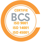 certification bcs iso 9001 14001